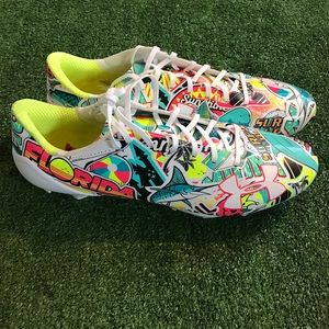 Under Armour Spotlight LE Limited Florida Cleats